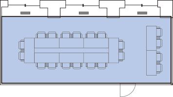 レイアウトサンプル平面図