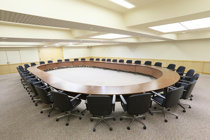 第3会議室室内写真