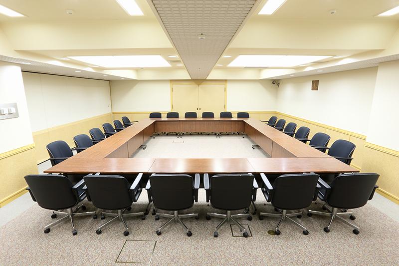 第4会議室室内写真